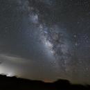 Milky Way,                                Justin Daniel
