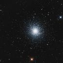 M 13 - The Great Globular Cluster in Hercules,                    Andrea Alessandrelli