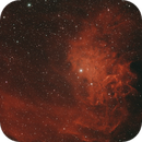IC405 Flaming Star Nebular,                                Anders Quist Hermann