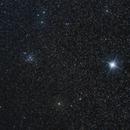 Triangle Messier 41 - Dog Star - Nu² Canis Majoris,                                Ray Caro