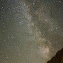 Milk Way over Alps,                                Paolo Manicardi