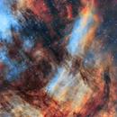 Dust Lanes of Cygnus (IC5068),                                Gary Lopez