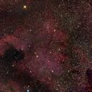 NGC 7000 (test),                                  Paul Muskee