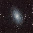 M33 Triangulum Galaxy,                                star-watcher.ch