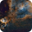 IC 1805 and IC 1795,                                  Tim Gillespie