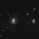 NGC 6446 & NGC 6447,                                Gary Imm