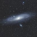 Andromeda Galaxy,                                AstroVega