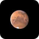 Mars - did I over process?,                                Ray's Astrophotography