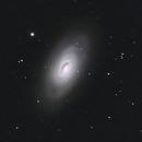 M64 LRGB - The Black Eye Galaxy,                                andrea tasselli