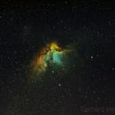 NGC7380  RGB-HST,                                Gerhard Henning