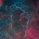 Vela Supernova Remnant,                                Yovin Yahathugoda