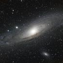 The Andromeda Galaxy,                                Iwan Tjioe