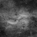 Propeller Nebula,                                Mauro Narduzzi