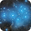 The Pleiades (M45),                    Alberto Pisabarro
