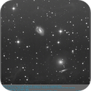 ARP 080 (NGC2633) Spiral with large HSB companion on arm in Camelopardalis,                                elbee