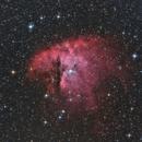 NGC281 PACKMAN,                                Joel85