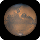 MARS 2020 -  full 3D planet rotation (GIF),                                Łukasz Sujka