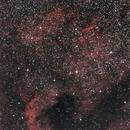 NGC 7000 Nord America,                                Rocco Liverano