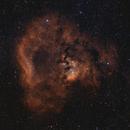 From NGC 7822 to The Phantom of the Opera (Sh2-173) @ Ha HOO,                                Wolfgang Zimmermann