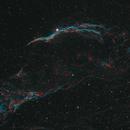 NGC 6960 and NGC 6979,                                DaveKay