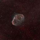 NGC 6888 Bi-Colour,                                Chris