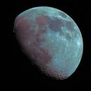 A Moon, LRGB image. FC SER stacks taken 22 April-2021, CPH, Denmark,                                Niels V. Christensen