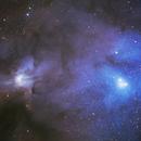 IC 4604 Rho Ophiuchi Nebula,                                Don Pearce
