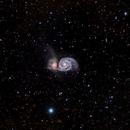 M51 Widefield,                                Tom Peter AKA Astrovetteman