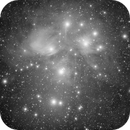 Messier 45 en Luminance,                                Georges