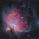 Orion nebula (M42),                                Aniceto Porcel