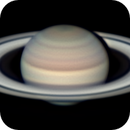 Saturn on May 1, 2020,                                Chappel Astro