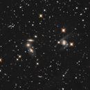 NGC 1721, 1723, 1725, 1728,                                Dave B