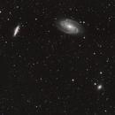 M 81, M 82, and NGC 3077,                                Glenn Diekmann
