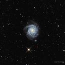 Interacting Galaxies NGC 1232 and NGC 1232A,                                Russ Carpenter