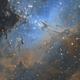 M 16 - The Eagle Nebula,                                James E.