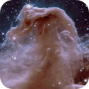 Horsehead Nebula - Image processing from the Hubble Archive,                    Robert Eder