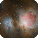 M42 - Orionnebel,                                Stefan Benz