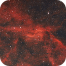 Propeller Nebula (DWB111) in Cygnus,                                Scott Tucker