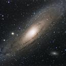 Messier 31 The Andromeda Galaxy,                                BGabs74