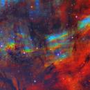 IC5068 in HST palette - Cygnus,                                  equinoxx