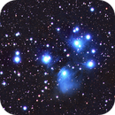 M45 in RGB,                                Hobby Astronomer