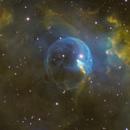 Bubble Nebula (SHO),                                Rathi Banerjee