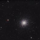 Hercules Globular Cluster (M13,  NGC 6205),                    Chuck's Astrophot...