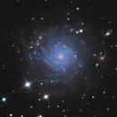 IC5332, delicate Spiral Galaxy in Sculptor,                                José Joaquín Pérez