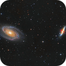 M81 and M82,                                Epicycle