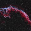 Eastern Veil Nebula,                                DeepSkyView