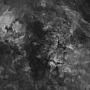Cygnus Region – Wide-Field Mosaic,                                DeepSkyView