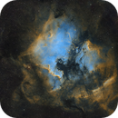 NGC7000 and IC5070,                                Peter Jenkins