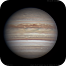 Jupiter   2018-07-21 4:02 UTC   RGB,                                  Ethan & Geo Chappel