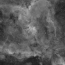 Heart Nebula - Hα (WIP),                                Alessio Pariani